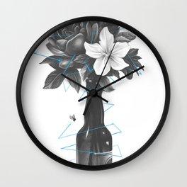 Buzzed Wall Clock