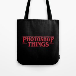 Photoshop Things Tote Bag
