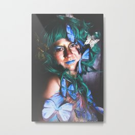 Butterfly I. Metal Print