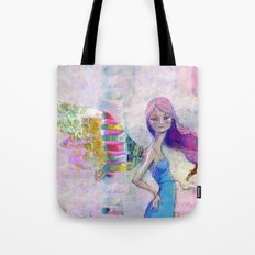 Perfect Little by Jane Davenport Tote Bag