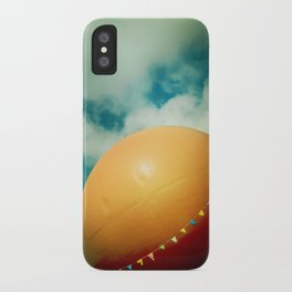 Orange Julep iPhone Case