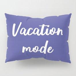 The Vacation Art II Pillow Sham