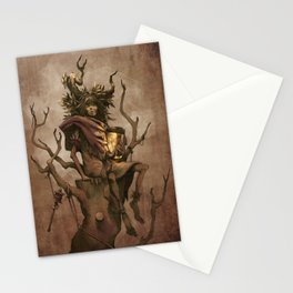 Shaman #1: Firefly Stationery Cards