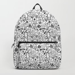 Swearing all day! Backpack
