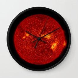 Solar Flares 2, Sept. 4, 2017 Wall Clock