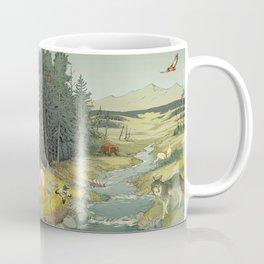 National Parks: Yellowstone Coffee Mug