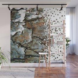 Green Tree Wall Mural