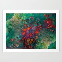 """""""Spring Pop Still Life"""" Art Print"""