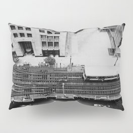 looking down on the tracks ... Pillow Sham