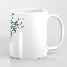 Wet Hair Coffee Mug