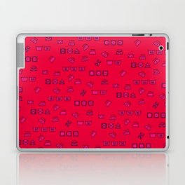 Pink Wash & Care Laptop & iPad Skin