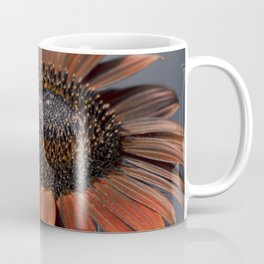 Dark Sunflower Coffee Mug