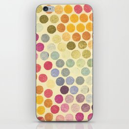 Stamp Dots 2 iPhone Skin
