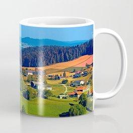 Beautiful springtime scenery Coffee Mug