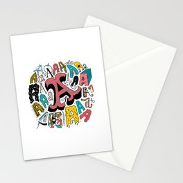 A's Stationery Cards