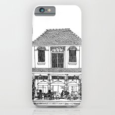 Southeast Asia Sketches: French Colonial Architecture; Laos iPhone 6s Slim Case