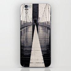 Brooklyn Bridge - 2  iPhone & iPod Skin
