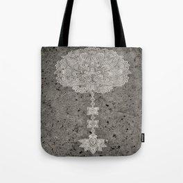 Henna Inspired 6 Tote Bag