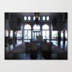 Venetian Lobby  Canvas Print