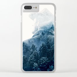 FATHER Clear iPhone Case