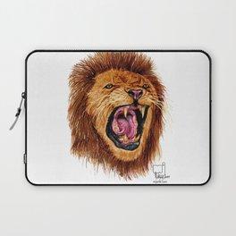 lion 3 head Laptop Sleeve