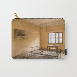 S21 Building B Cell I - Khmer Rouge, Cambodia Carry-All Pouch