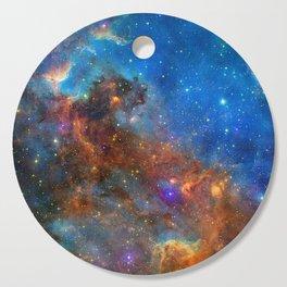 North America Nebula Cutting Board