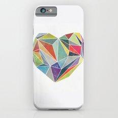 Heart Graphic 5 Slim Case iPhone 6