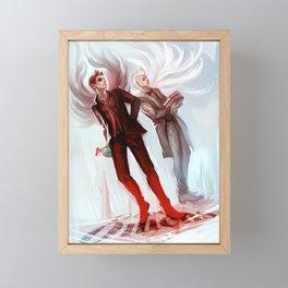 ineffable husbands Framed Mini Art Print