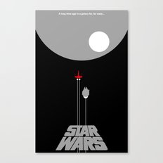 A New Hope III Canvas Print