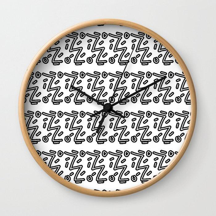 HIghRYse Wall Clock
