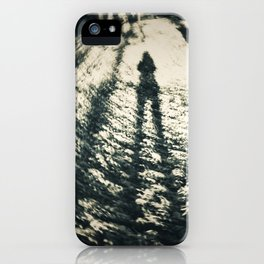 Alone in the Forest iPhone Case
