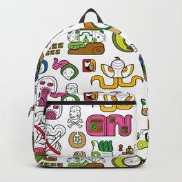 New Maya Language Backpack