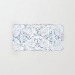 Flower Mandala 4 Hand & Bath Towel