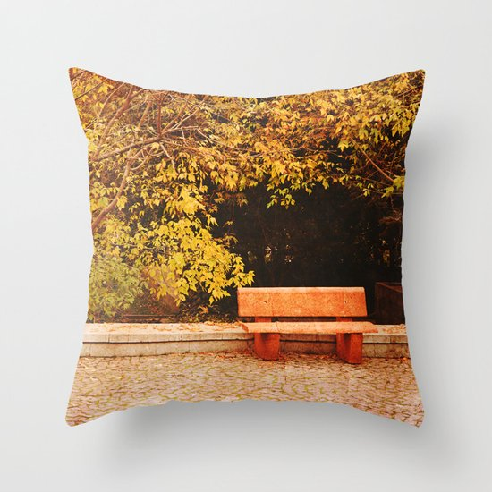Perfect Spot Throw Pillow