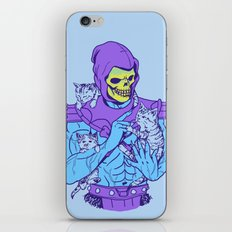 Masters of the Meowniverse iPhone Skin
