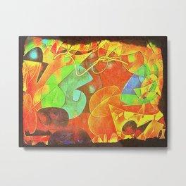 Color2 Metal Print