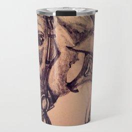 Cassidy & Portia Travel Mug