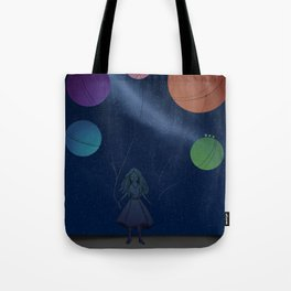 Just let them Go Tote Bag
