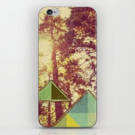 Campsite iPhone Skin