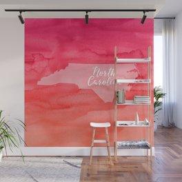 Sweet Home North Carolina Wall Mural