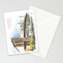 Brooklyn Bridge in November Stationery Cards