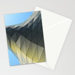 Imaginary Places VII Architectural Design Stationery Cards