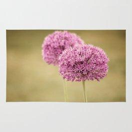 Alliums Rug