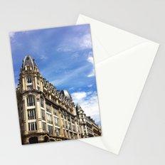 Paris Buildings Stationery Cards