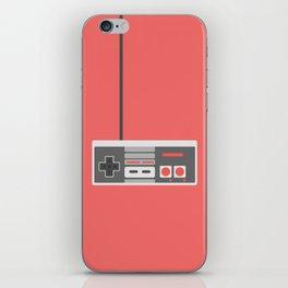 #48 NES Controller iPhone Skin
