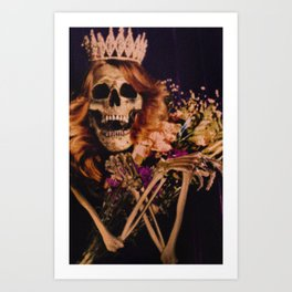 Die Through This Art Print