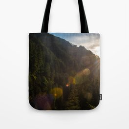 Valley Sunset - Oregon Tote Bag