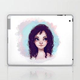 curly Laptop & iPad Skin