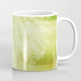 inhaling spring Coffee Mug